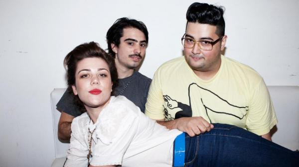 Brazil's Bonde Do Role is comprised of MCs Pedro D'Eyrot, Laura Taylor and Rodrigo Gorky.