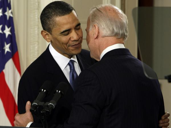 March 23, 2010: Vice President Biden famously drops an f-bomb.