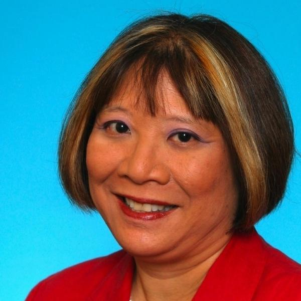 Sharlene Wong is the food service director for the Wallingford School District.