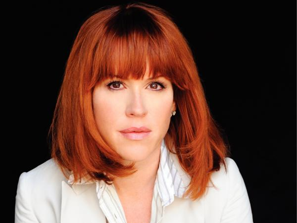 "Molly Ringwald made her name as one of the ""Brat Pack"" of actors who appeared in John Hughes' teen films in the '80s. She starred in <em>The Breakfast Club</em> and <em>Sixteen Candles</em>, among others."
