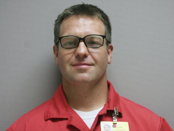 Daniel Ross, currently serving time in a Wyoming prison, is a member of a prison firefighting team. He told StoryCorps about the kindness of those he's helped.