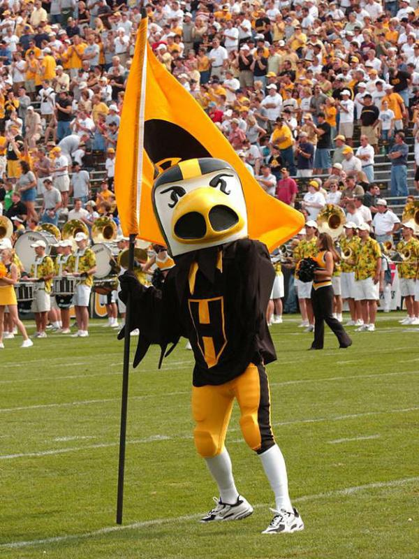 Herky the Hawk
