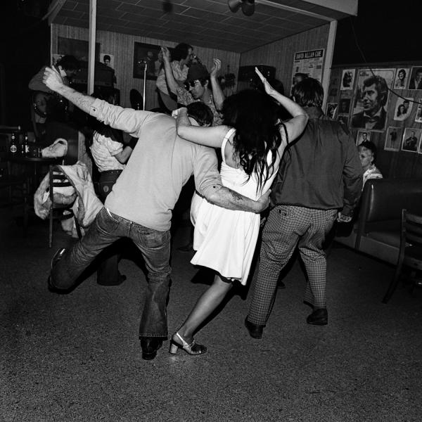 <em>Drunk Dancers,</em> Merchant's Cafe, Nashville, Tenn., 1974