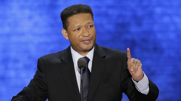 "Former Democratic Rep. Artur Davis spoke Tuesday at the Republican National Convention: ""Some of you may know,"" he said, ""the last time I spoke at a convention, it turned out I was in the wrong place."""