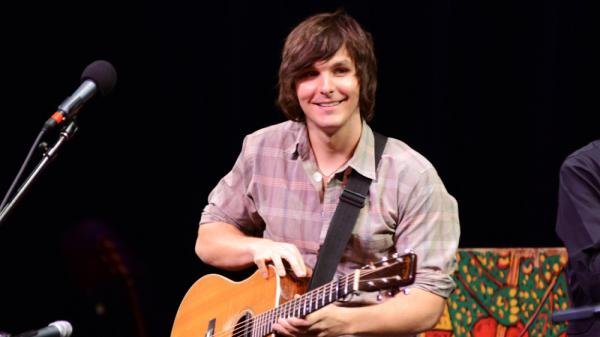 Charlie Worsham on <em>Mountain Stage</em>.