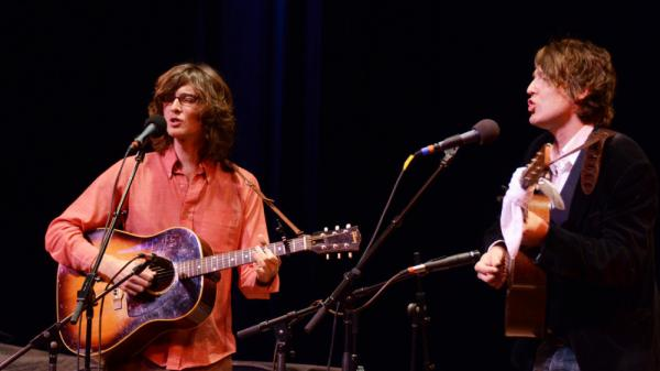 The Milk Carton Kids on <em>Mountain Stage</em>.