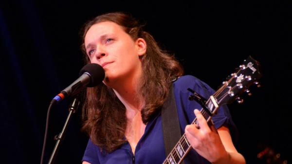 Lucy Wainwright Roche on <em>Mountain Stage</em>.