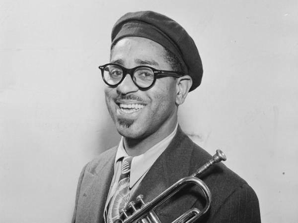 Dizzy Gillespie in 1947.