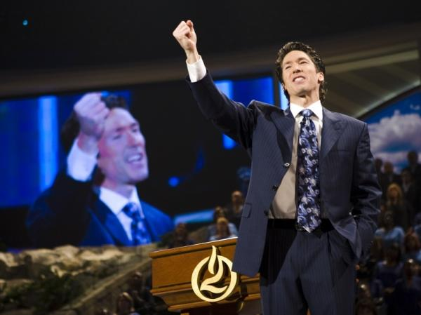 Joel Osteen's television program is seen in more than 100 nations and reaches more than 10 million U.S. households each week. He has four No. 1 <em>New York Times</em> bestselling books, a top-ten weekly podcast and sells out stadium-sized worship events across the U.S. and abroad.