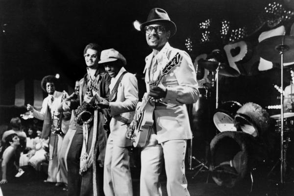 """Bustin' Loose,"" released in 1978, was Brown's biggest hit. The song, which contains elements of funk and disco, helped establish Brown's syncopated go-go style and reached number one on the Billboad R&B CHART in 1979."