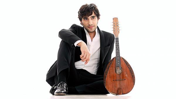 Mandolinist Avi Avital's new album <em>Bach</em> was released June 12.
