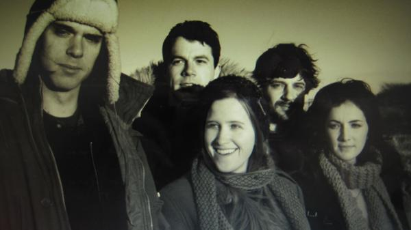 The Dirty Projectors, whose album <em>Swing Lo Magellan</em> was released on Tuesday.