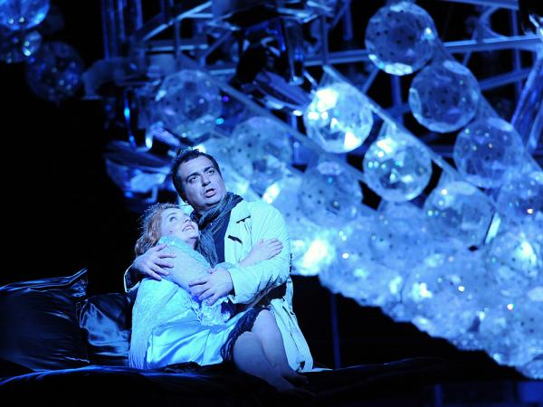 Can opera survive in an era of shrinking budgets and aging audiences?