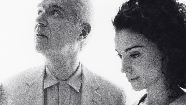 David Byrne and St. Vincent's new album, <em>Love This Giant,</em> comes out Sept. 11.