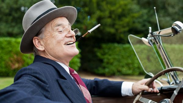 Why yes, that is Bill Murray playing FDR in <em>Hyde Park On Hudson</em>, one of many films that will be playing at the Toronto International Film Festival, beginning Thursday.