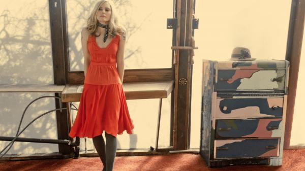 Aimee Mann's new album, <em>Charmer</em>, comes out Sept. 18.