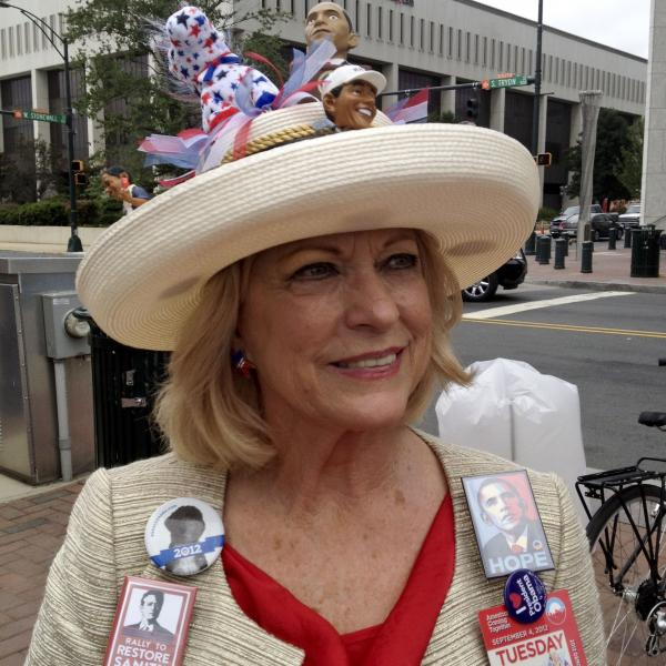 Mississippi Delegate, Joy Williams.