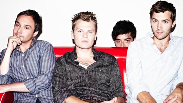 Grizzly Bear's new album, <em>Shields</em>, comes out Sept. 18.