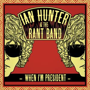 cover art for Ian Hunter