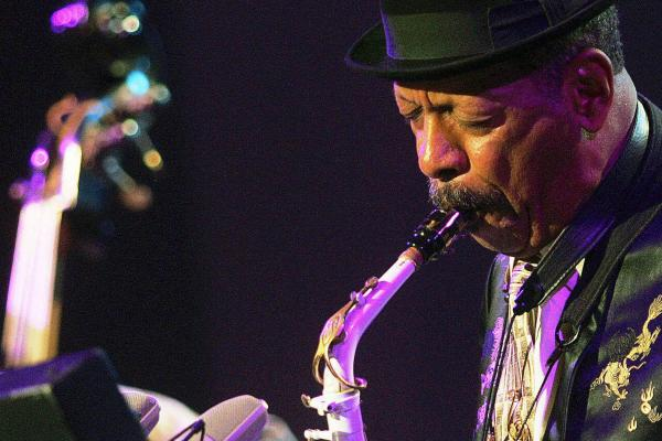 Ornette Coleman, pictured here in 2006, was portrayed in a recently-restored 1986 documentary called <em>Ornette: Made In America.</em>