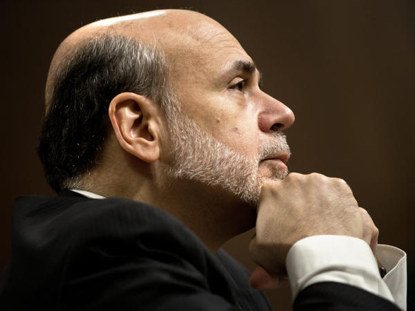 Federal Reserve Chairman Ben S. Bernanke in a hearing of the Joint Economic Committee on Capitol Hill in June.