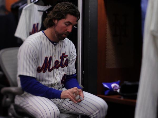 <em>Knuckleball! </em>also features the only other active knuckleball pitcher during the 2011 season: R.A. Dickey of the New York Mets.
