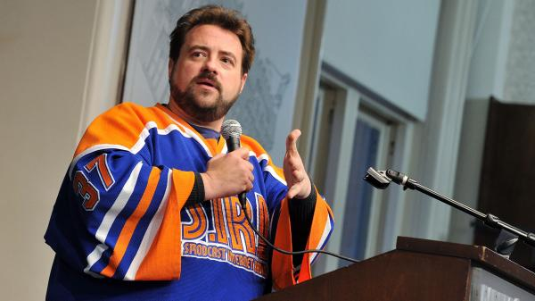 Kevin Smith has served as a writer, actor and director for films such as <em>Clerks</em>.