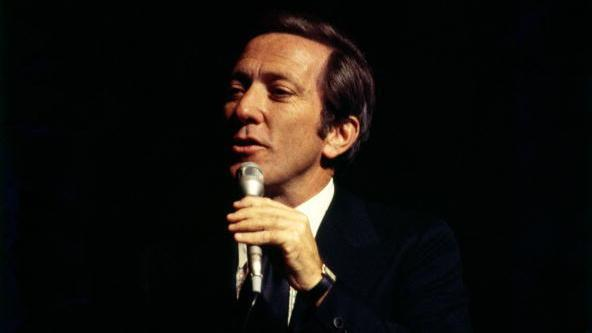 Andy Williams, shown here performing, died Tuesday at the age of 84.