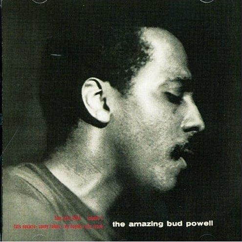 Cover to <em>The Amazing Bud Powell Vol. 1</em>