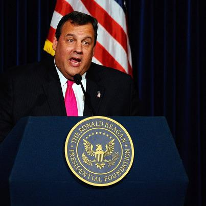 <p>New Jersey Gov. Chris Christie.</p>
