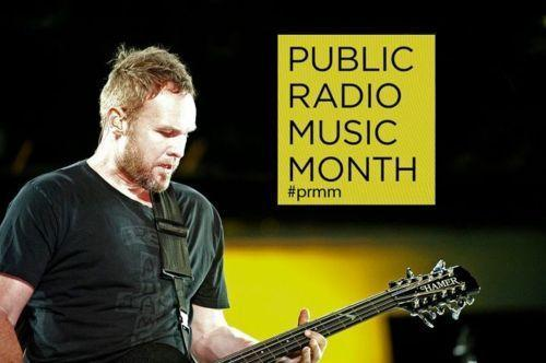 Jeff Ament, bassist and founding member of Seattle rock band Pearl Jam, shared this image on the band's Facebook page.