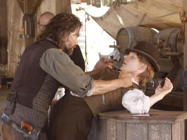 AMC's<em> Hell on Wheels</em>, a traditional Western set in the 19th century, doesn't work as well as some more modern takes on the Wild West.