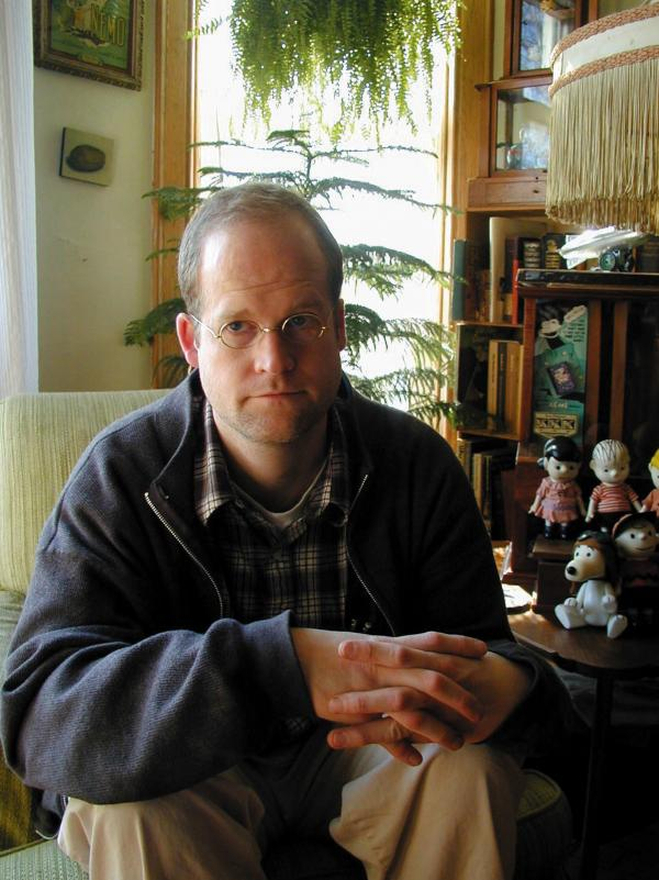 Chris Ware is a comic book artist and cartoonist. He is best known for his <em>Acme Novelty Library</em> series and for <em>Jimmy Corrigan: The Smartest Kid On Earth.</em>