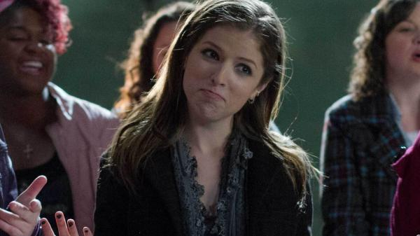 Anna Kendrick in <em>Pitch Perfect</em>.