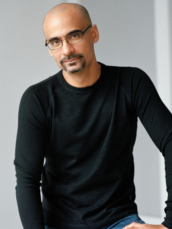 "Junot Diaz won a Pulitzer Prize in 2008 for his novel <em>The Brief Wondrous Life of Oscar Wao. </em>He was honored in 2012 with a Macarthur ""genius"" grant."