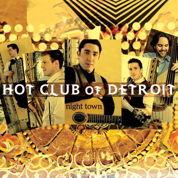 Cover for <em>Night Town</em>