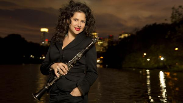 Anat Cohen's new album, her sixth as a bandleader, is called <em>Claroscuro</em>.