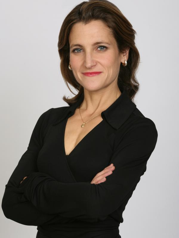 Chrystia Freeland is an editor at Reuters. Her previous book was <em>Sale of a Century: The Inside Story of the Second Russian Revolution</em>.