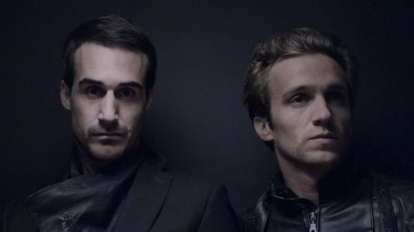 Benoit & Sergio.