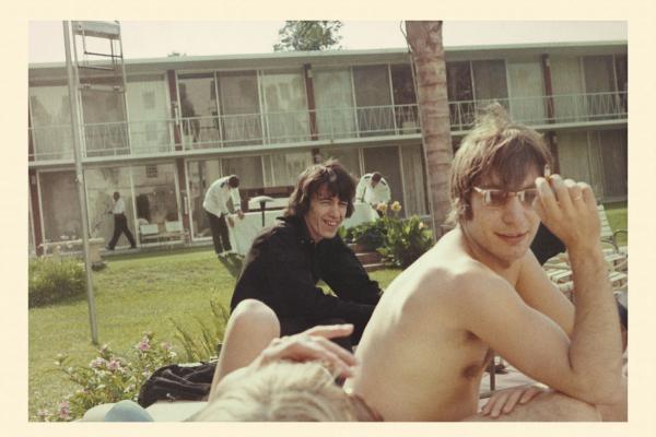 Charlie Watts and Bill Wyman