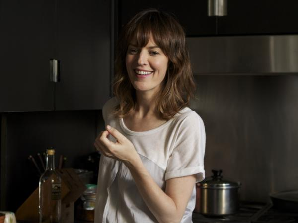 The man's psychologist wife (Rosemarie DeWitt) is not without emotional complications of her own.