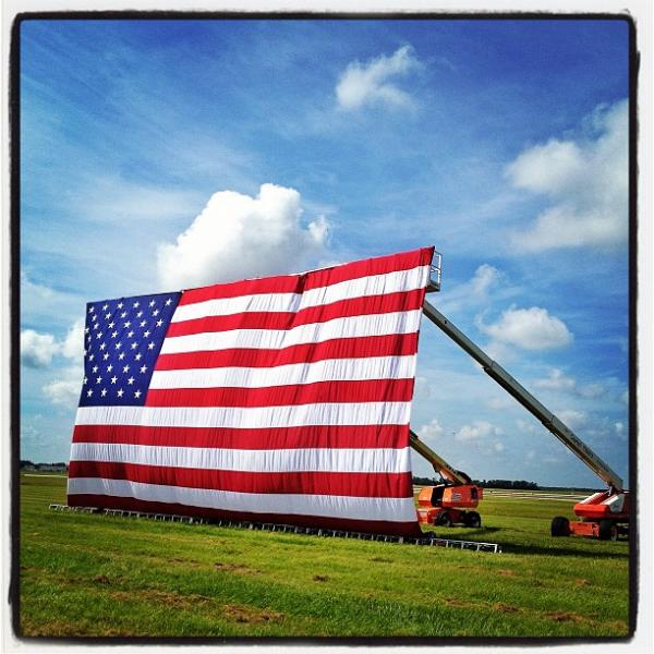 "Campaign prop at a Mitt rally in Lakeland, FL. <a href=""http://web.stagram.com/p/270182410044314058_23864099"">@sullyfoto</a>"
