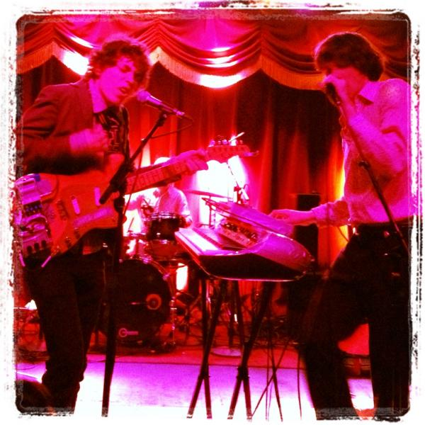 Foxygen at CMJ 2012.