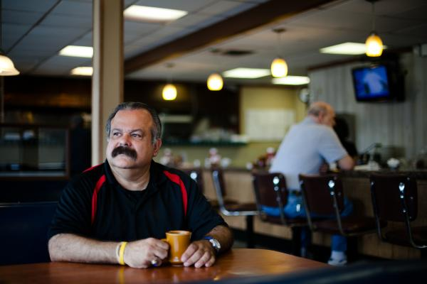 "In the 1980s, Humberto Aguilar was the go-to-guy for large drug cartels to launder money. He spent six years in prison and is now hoping to have his civil rights restored. ""Until you have your rights restored — your right to vote, and to go in and choose, the right to compete, the right to have an opinion in the political process — you're not a whole human being,"" he says."