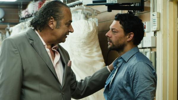 In <em>Pusher,</em> a drug dealer's (Richard Coyle) life is on the line when a botched deal lands him in the clutches of a ruthless crime lord (Zlatko Buric).