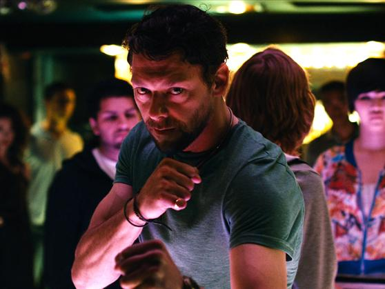 Richard Coyle's performance elicits sympathy for a drug dealer, despite his overwhelming passivity.