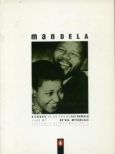 Kumalo's book <em>Mandela: Echoes of an Era</em>, was published in 1990. The photos in the book date back to the early '50s — spanning almost 40 years of political turmoil — including 16 pages of pictures showing Mandela's release from prison.