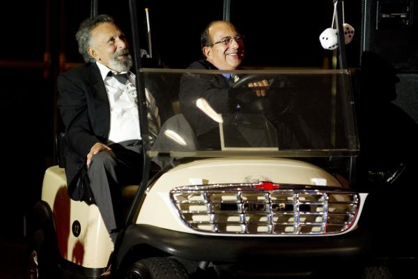 Tom and Ray Magliozzi at the Annual WBUR<em> Gala</em> Celebrating 35 years with the <em>Car Talk </em>hosts.
