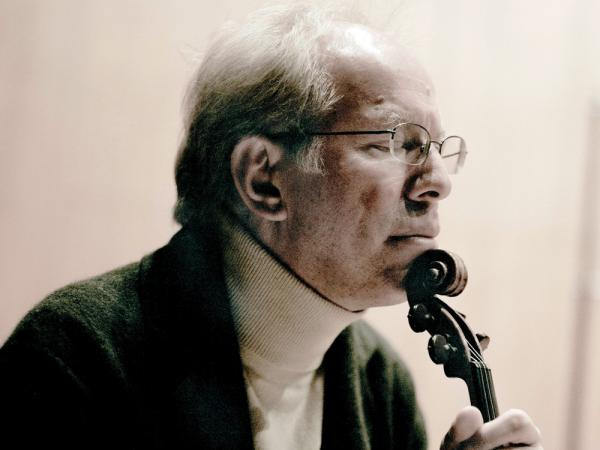 For violinist Gidon Kremer's new album, he commissioned 11 composers to rework and build on keyboard music by J.S. Bach.