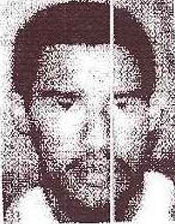 An undated photograph purportedly shows senior al-Qaida leader Younis al-Mauritani, who was arrested by Pakistan's Inter-Services Intelligence agency in Quetta.